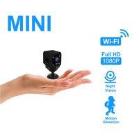 1080P Security Mini Camera WIFI Wireless Home Built in Battery IP Camera 720P HD IR Night Vision Baby Monitor Surveillance CCTV