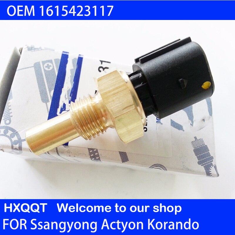 KAPAYONO Sensor de Temperatura del Refrigerante del Autom/óVil Sensor de Temperatura del Agua para Korean KORANDO ACTYON,Kyron STAV 2000-2006 1615423117