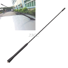 16″ Mast Whip Car Auto Radio Antenna Aerials For BMW Z 3 4 Mazda 5 6 Toyota VW Jetta O18