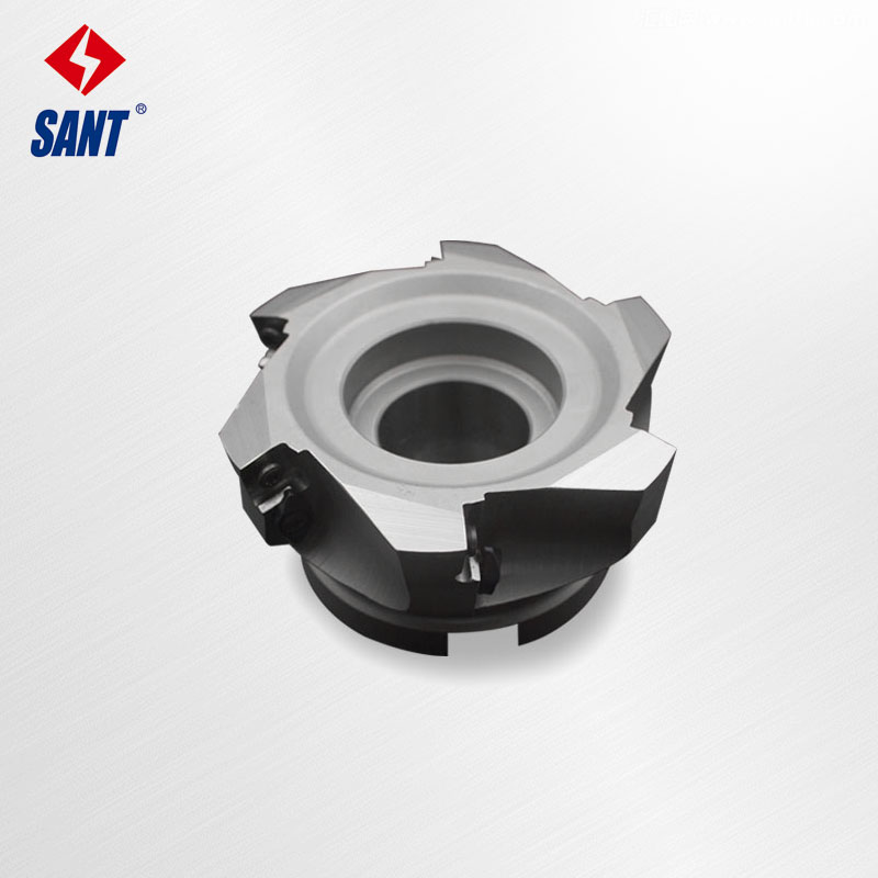 Indexable milling cutter High feed milling cutter insert SDMT12 disc XK01 цены