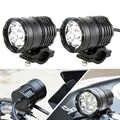 FADUIES Пара мотоциклетный противотуманный светильник s Для Мотоцикла BMW светодиодный вспомогательный противотуманный светильник дальнего св...