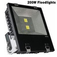 Высокое качество Алюминий 22000lm промышленного 85-265 В Светодиодный прожектор 200 Вт IP65 водонепроницаемый светодиодные прожекторы открытый
