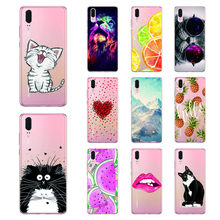 Case For Huawei P10 P9 Lite 2017 P8 Lite 2017 Mate 10 Cover Case Silicon TPU Cover For Honor 7 8 7X 6X Phone Cases Capas Coque(China)
