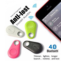 Localizador inteligente Bluetooth rastreador iTag Key Finder crianças Bag carteira marca inteligente GPS alarme localizador para iphone Android # 3