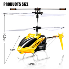 Syma W25 RC Helicopter 2 Channel Indoor for Kids