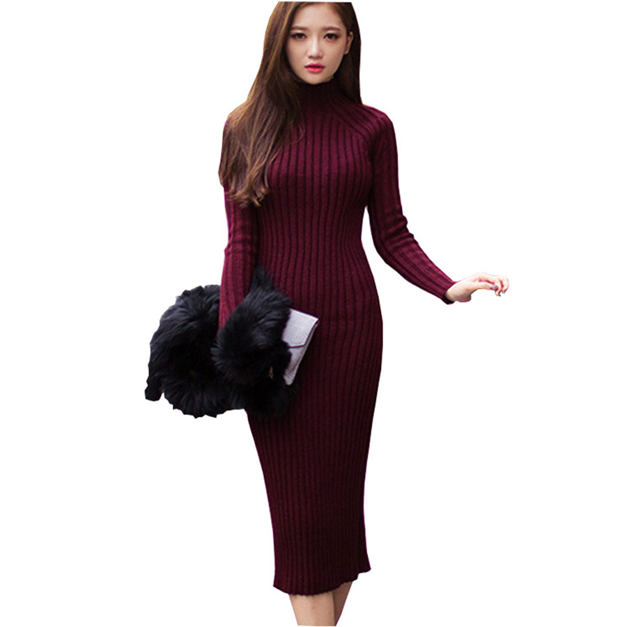 buy 2016 autumn winter women clothes elegant turtlenecked coarse needle. Black Bedroom Furniture Sets. Home Design Ideas