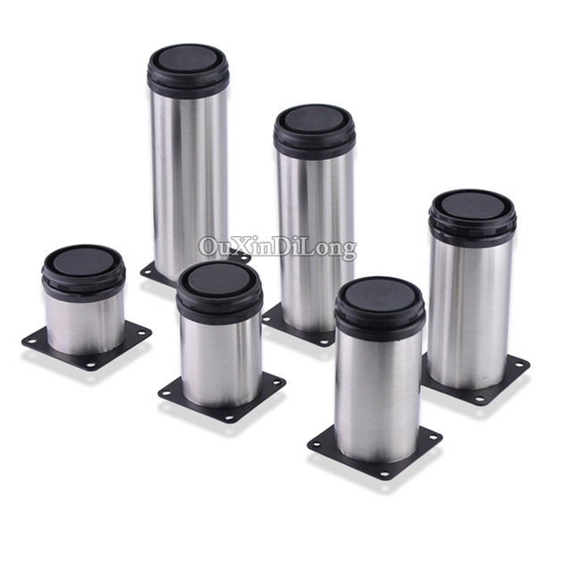 High Quality 12PCS/lot Stainless Steel Adjustable Support ...