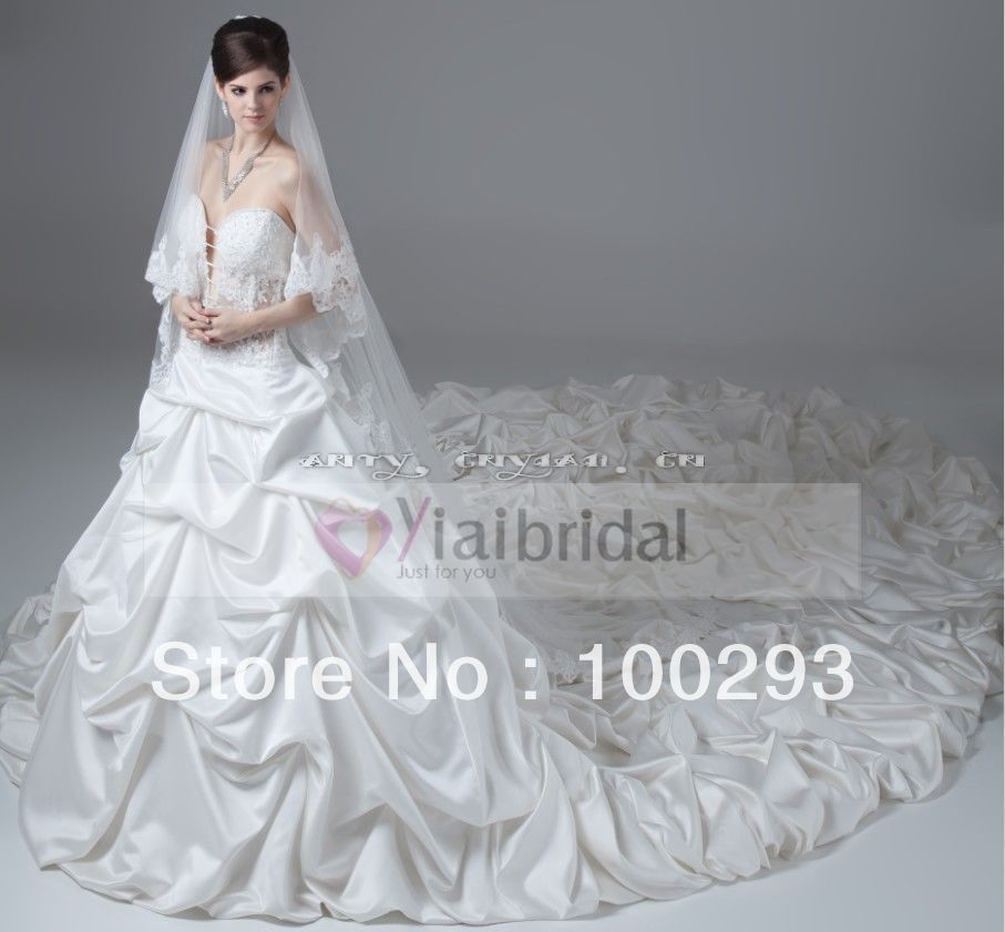 Rsw248 off white lace bridal transparent corset wedding for White wedding dresses with long trains