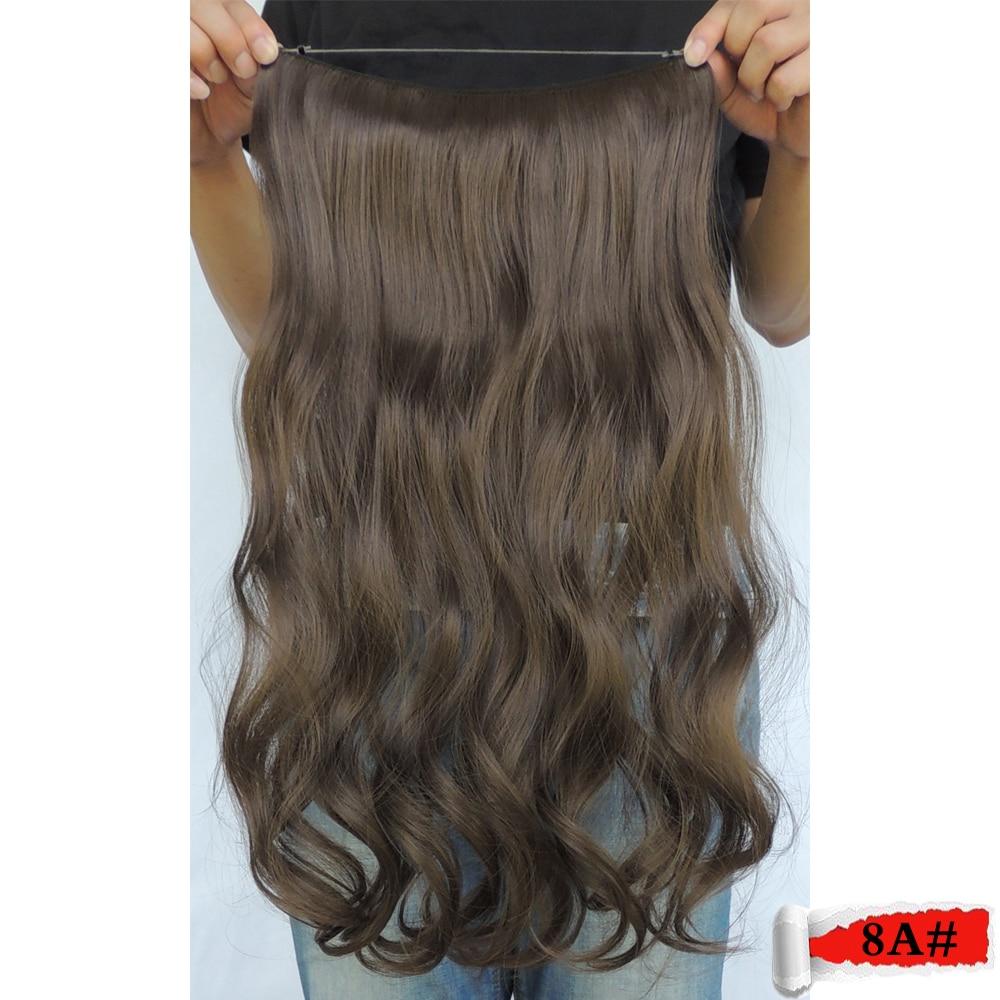 Flip On Hair Weaving Extension Cheveux Cabelos Aplique De Cabelo