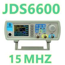 JDS6600 Numérique 15 MHZ Contrôle Double-canal DDS Fonction Arbitraire Forme D'onde sinusoïdale Signal Générateur fréquence mètre 44{c21a25856bfcb9027934937cf6e27734c848961347a77128bb7b6571e4c99dec} off