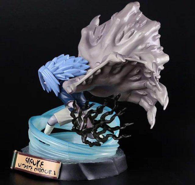 Sasuke Ultimate Chidori PVC Action Figure