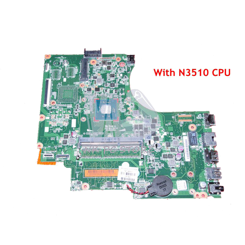 NOKOTION 747138-501 747138-001 Notebook PC MAIN BOARD For HP Untuk 250 G2 15-D Motherboard all in one N3510 cpu DDR3 original for hp touchsmart 23 all in one pc motherboard pn 732130 002 ipshb la 100