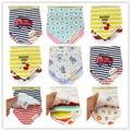 3 pc/lote 100% roupas meninas do bebê do algodão do bebê babadores toalha bandanas chiscarf ldren atrk0001 gravata toalha infantil