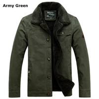 Luxury Brand Mens Fur Collar 100% Cotton Padded Coat Casual Fashion Jackets Plus Size Mens Coats and Military Jackets Amy Green