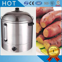 Free shipping 48L full stainless steel sweet corn steamer for sale with lowest price Food Processors     -