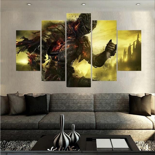 toile maison huile sur toile maison signe marcel bach maisons du monde tableau du mondetoile. Black Bedroom Furniture Sets. Home Design Ideas