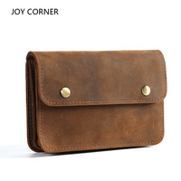2018 Mini Men Genuine Leather Document Bag Male Cowhide Leather Document Bags