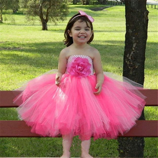 2890cc702 yellow belle costumes girls dress flower princess christmas tutu dress  strapless fashion birthday party dresses robe