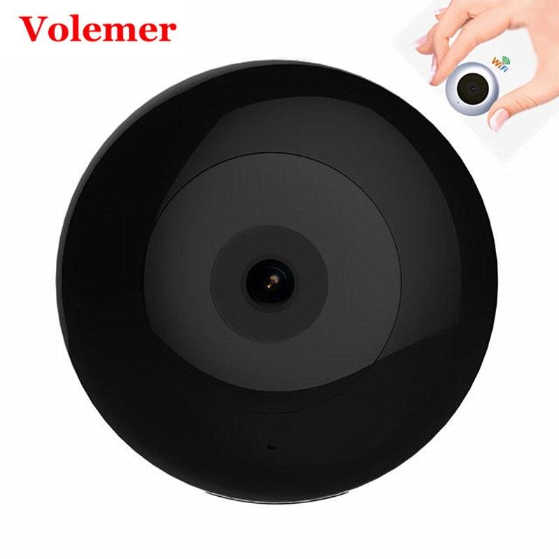 Volemer C2 Mini caméra HD 720 P Wifi caméra AP IP connecteur IR Mini DV détection de mouvement alarme enregistrement Vision nocturne caméra sans fil