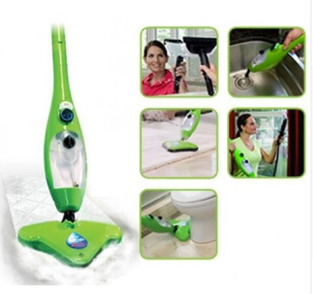 Steam cleaner 220V multifunction home 10 in 1 mop steam steam mop steam cleaner steam cleaner parts steam mop s3901 32x18cm