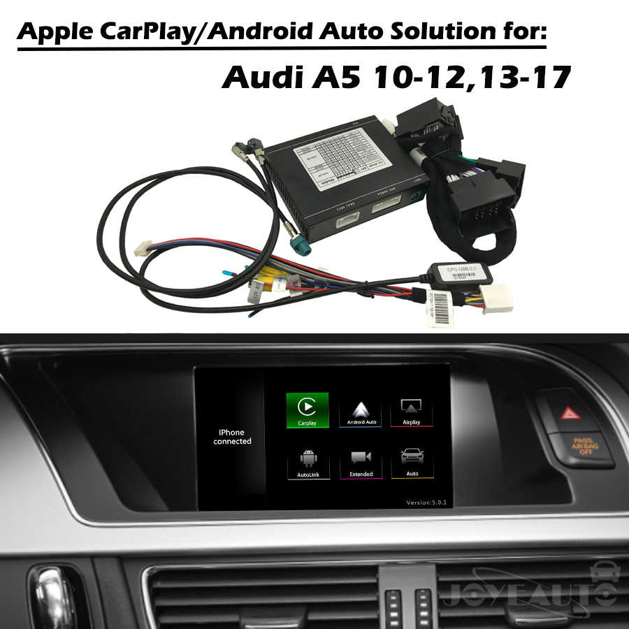 Car multimedia Aftermarket OEM Apple Carplay Android Auto A5
