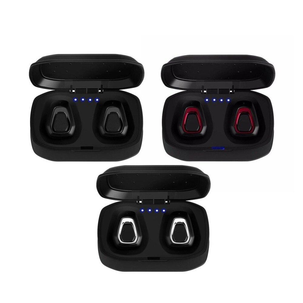 Mini True Wireless Bluetooth Sports Earbuds HIFI In-Ear Stereo Earphones Walking Jogging Earpieces For Phone xiaomi iphone