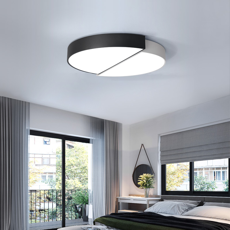Round led ceiling light modern bedroom ceiling lamps surface round led ceiling light modern bedroom ceiling lamps surface mounted ceiling lighting for living room in ceiling lights from lights lighting on mozeypictures Image collections