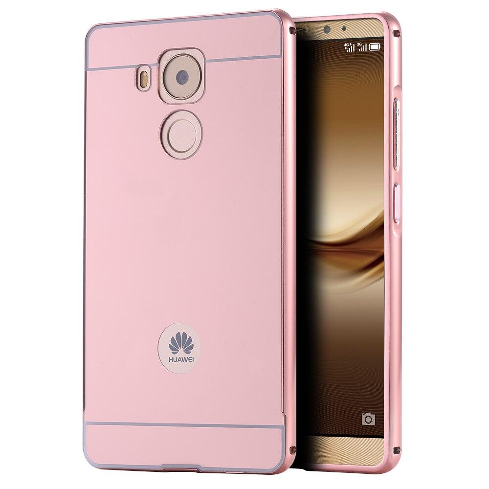 Voor Huawei Mate 8 Mobiele Telefoon Gevallen 2 In 1 Combo Luxe