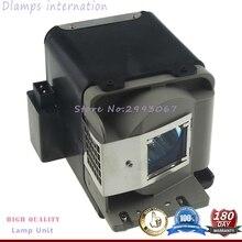 גבוהה באיכות 5J. j2S05.001 החלפת מקרן מנורת עם hhousing עבור BenQ MS510/MW512/MX511/MP615P/MP625P