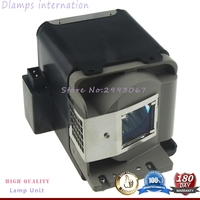 High Quality 5J.J2S05.001 Replacement Projector Lamp with hhousing For BenQ MS510 / MW512 / MX511 / MP615P / MP625P