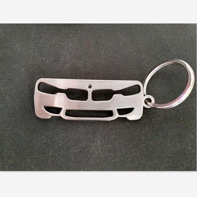 2018 New arrival Fashion Zinc Alloy Metal Car Keychain Key Chain Key Ring  Keyring For BMW 3 Series Key Holder d5bc48a3ce90