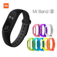 Xiaomi Band 2 MiBand 2 Pulse Smart Sport Sleep Heart Rate Monitor Bracelet Fitness Tracker Wristband