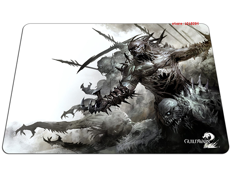 GW 2 mouse pad leprous army gaming mousepad High quality gamer mouse mat pad game computer desk padmouse keyboard play mats