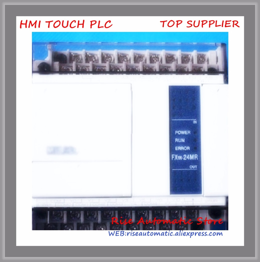 FX1N-24MR-001 PLC 14 Inputs Base Unit New Original 100% test good quality module fx1n 24mr 001 with