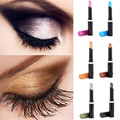 New 10 Colors Eyeshadow Pen Highlights Natural Long Lasting Waterproof Eyeliner Pencil For Ladies