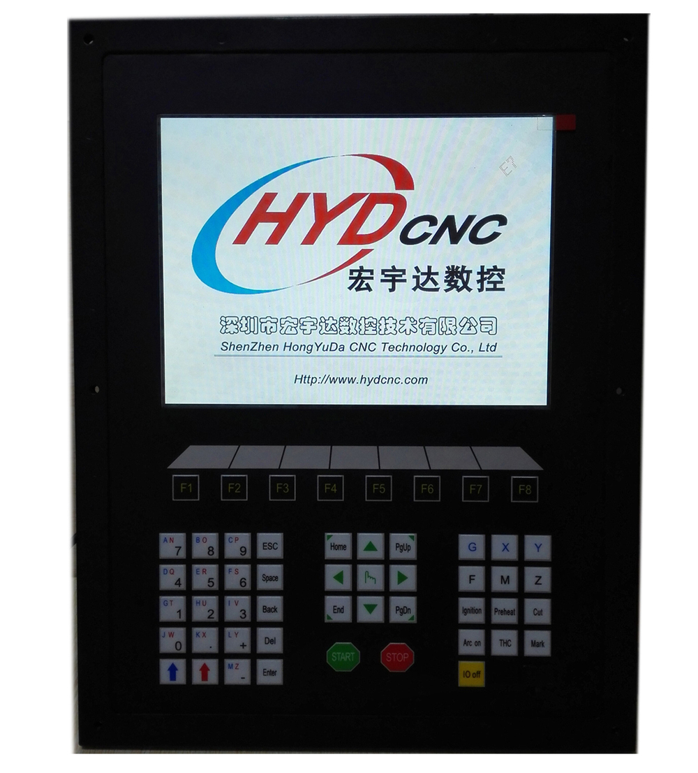 Newest cnc cutting system cnc controller for plasma /flame cutting machine