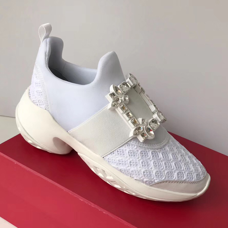 Mesh Femme Creeper Fond red Cristal Formateurs With Chaussures Feminino Tenis Show Épais Black Plate Crystal pink Casual Crystal Été No white as Printemps Pure black Air Strass Baskets blue Crystal Crystal forme blue vq0nzXtWwY