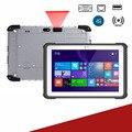 10.1 pulgadas 4G LTE Rs232 COM DB9 puerto windows 10 industria robusta tableta panel pc