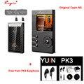 Cayin faísca n5 hifi leitor de música portátil dsd flac lossless music player suporte 128 gb tf cartão (o Original YUIN PK3 Fone De Ouvido)