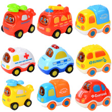 hot Pull Back Car Toys Car Children Racing Car Baby Mini Cars Cartoon Pull Back Bus Truck Kids Toys For Children Boy Gifts JM106 kids collectible cute animal model dinosaur panda vehicle mini elephant bear toy truck tiger pull back car boy toys for children