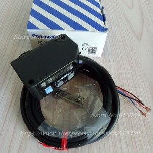 Image 3 - LX 101 sensor de código de cor interruptor fotoelétrico sensor rgb cor digital 3 led mark sensor npn 2 m cabo 100% original novo