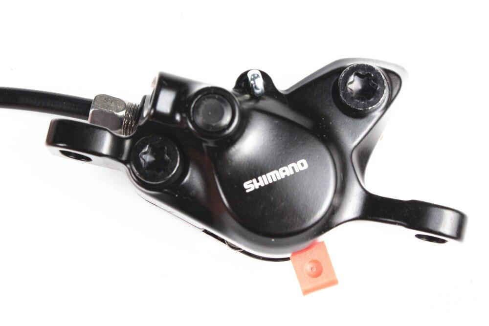 Shimano BR-BL-MT200 M315 freno bicicleta mtb freno de disco hidráulico abrazadera Freno de bicicleta de montaña Actualización del freno M315 - 5