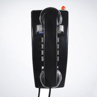 Retro Telephone Landline American Antique fixed Phone Office Home Hotel mechanical ring red telefono fijo ev telefonu
