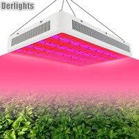 Pełne Spektrum 1600 W 1200 W LED Roślin Światła Czerwony Niebieski UV IR LED Lampa do Uprawy Hydroponika Cieplarnianych Kwiaty roślin Warzywa
