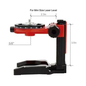 """Image 2 - Firecore F905 1/4 """"Verstelbare Schaal Beugel Voor Mini Laser Niveau Zelfnivellerende Beugel Base Kan Aanpassen Up En Down"""