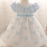 Newborn Summer Infant Baby Girl Dress Baby Birthday Dress Girls Party Christening Wedding Dresses Baby Clothing evening gowns