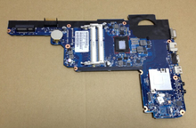 656092-001 Laptop motherboard for HP DM4-2000 with I3-2310M HM65 HD3000 Mainboard ful tested