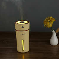 New Arrival 500HMA Battery Cup Air Humidifier LED Night Light Mist Maker For Home Office Car