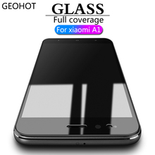 9H HD xiaomi Mi A1 glass full coverage tempered glass for xiaomi 5 5s Plus 5c xiaomi mi a1 screen protector xiaomi 5x glass film аксессуар защитное стекло для xiaomi mi a1 mi 5x neypo full screen glass gold frame nfg3330
