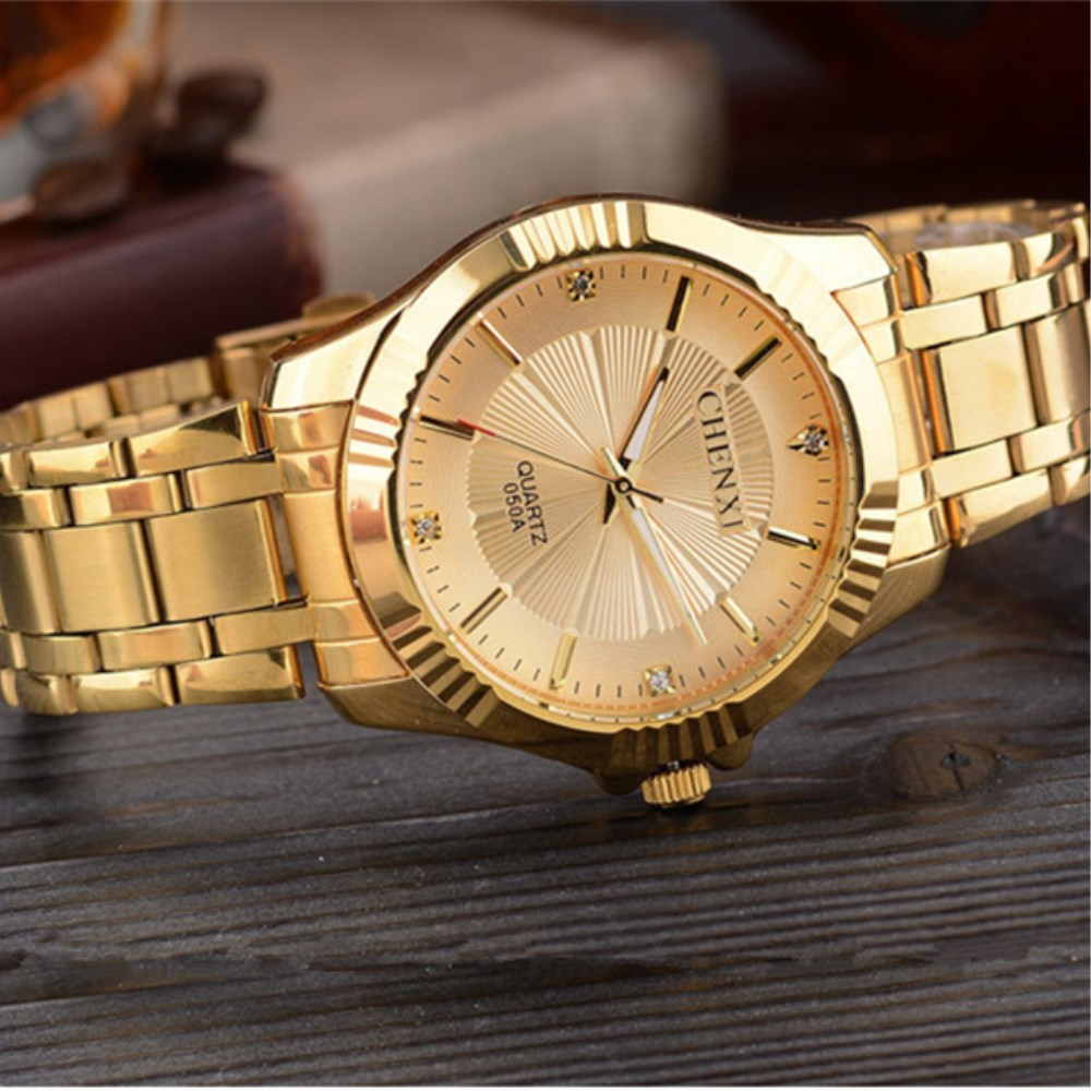 NATATE Χρυσό ρολόι χρυσού μόδας γυναικών - Γυναικεία ρολόγια - Φωτογραφία 4
